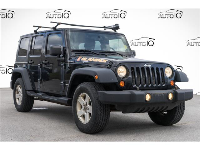 2010 Jeep Wrangler Unlimited Sport (Stk: 10751U) in Innisfil - Image 1 of 19