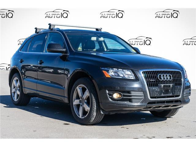 2012 Audi Q5 3.2 Premium (Stk: 44214AUX) in Innisfil - Image 1 of 28