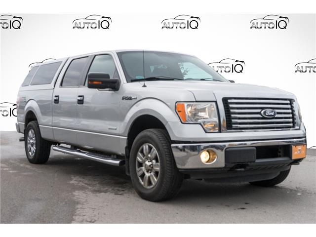 2011 Ford F-150 XLT (Stk: 44019AUX) in Innisfil - Image 1 of 11