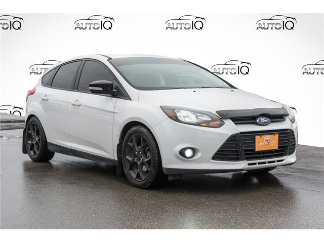 2013 Ford Focus SE (Stk: 44224AUXJ) in Innisfil - Image 1 of 16
