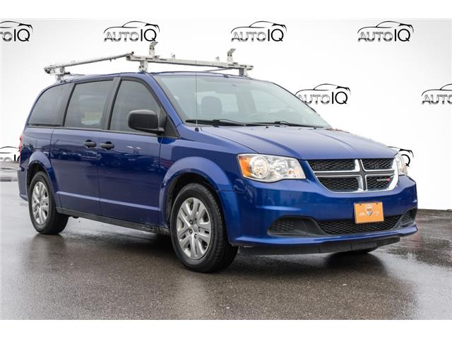 2018 Dodge Grand Caravan CVP/SXT (Stk: 44242AU) in Innisfil - Image 1 of 11
