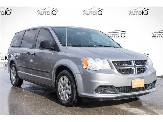 2017 Dodge Grand Caravan CVP/SXT (Stk: 43629AUX) in Innisfil - Image 1 of 23