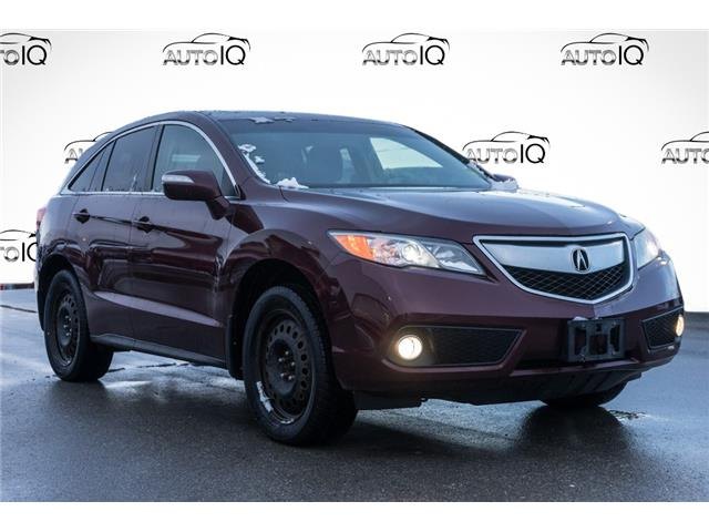 2013 Acura RDX Base (Stk: 43392AU) in Innisfil - Image 1 of 11