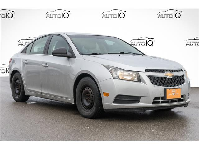 2011 Chevrolet Cruze LS (Stk: 44341AUX) in Innisfil - Image 1 of 12