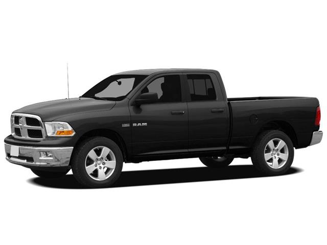 2011 Dodge Ram 1500 SLT (Stk: 44283CUX) in Innisfil - Image 1 of 1