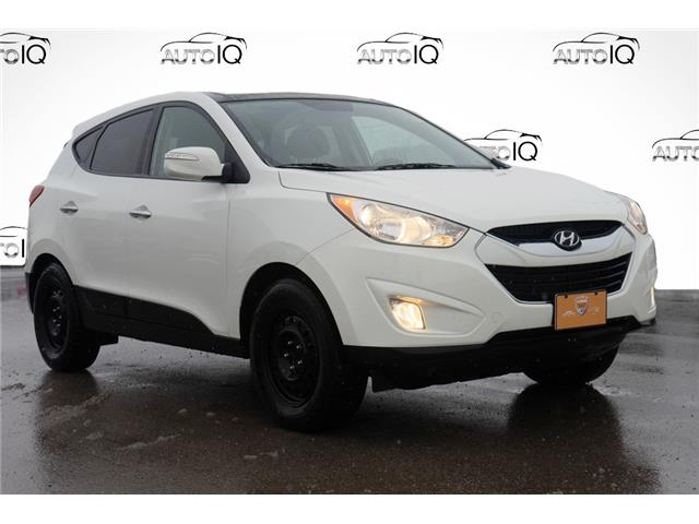 2012 Hyundai Tucson Limited (Stk: 44336AUX) in Innisfil - Image 1 of 15