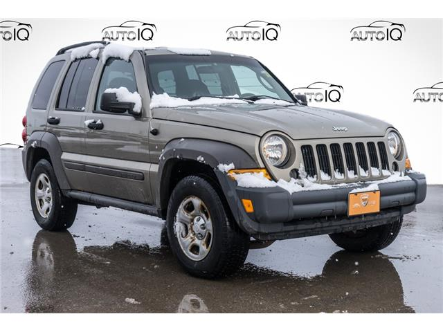 2006 Jeep Liberty Sport (Stk: 44319BUX) in Innisfil - Image 1 of 16