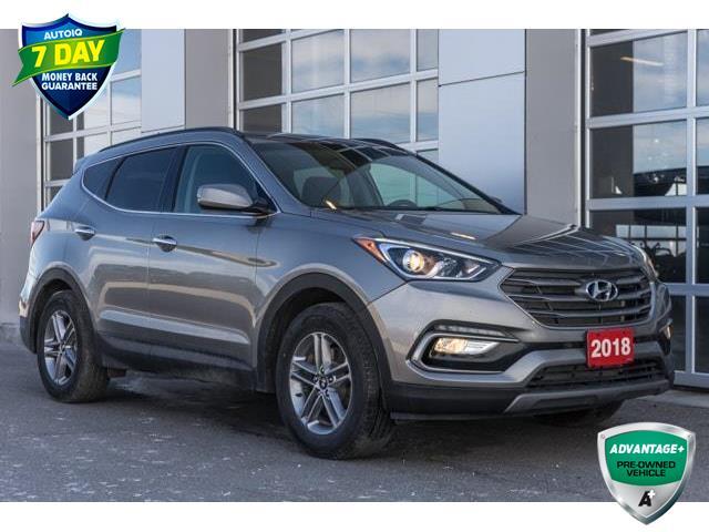 2018 Hyundai Santa Fe Sport 2.4 Base (Stk: 42980AU) in Innisfil - Image 1 of 16