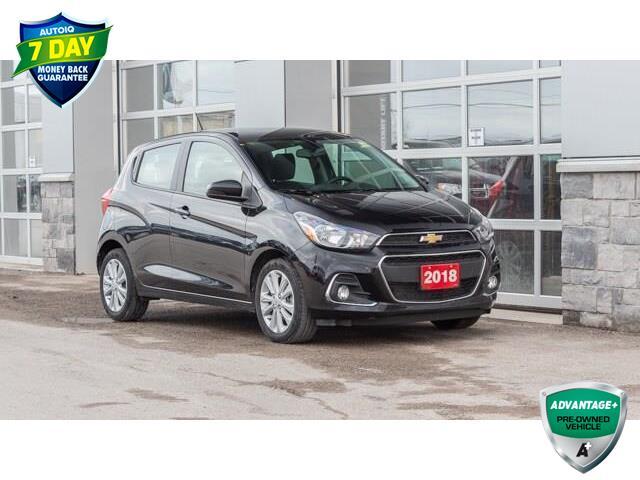 2018 Chevrolet Spark 1LT CVT (Stk: 10672URX) in Innisfil - Image 1 of 19