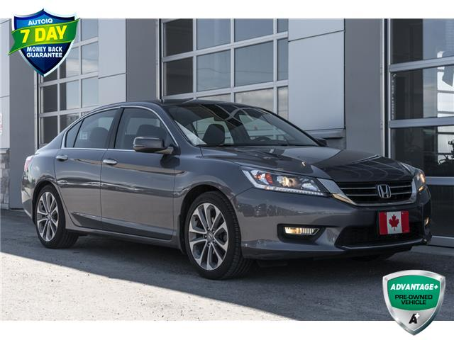 2013 Honda Accord Sport (Stk: 43087AU) in Innisfil - Image 1 of 26