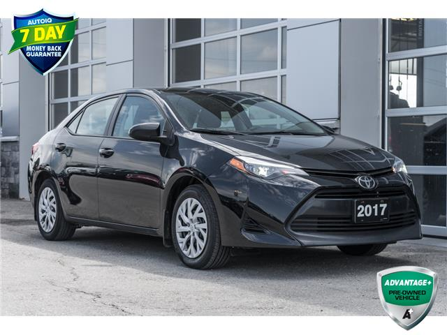 2017 Toyota Corolla LE (Stk: 43485AU) in Innisfil - Image 1 of 24