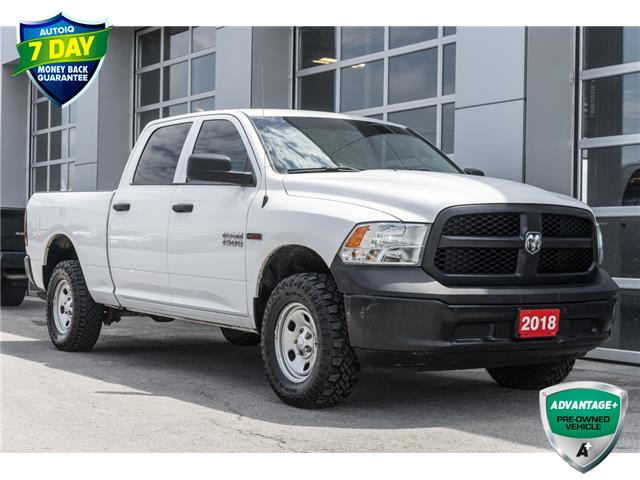 2018 RAM 1500 ST (Stk: 43185AU) in Innisfil - Image 1 of 29