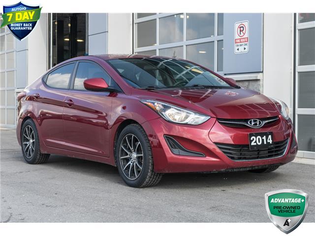 2014 Hyundai Elantra SE (Stk: 43091AU) in Innisfil - Image 1 of 23
