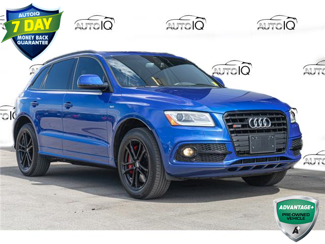 2017 Audi SQ5 3.0T Dynamic Edition (Stk: 43207AUX) in Innisfil - Image 1 of 30
