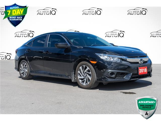 2018 Honda Civic SE (Stk: 43163BU) in Innisfil - Image 1 of 26