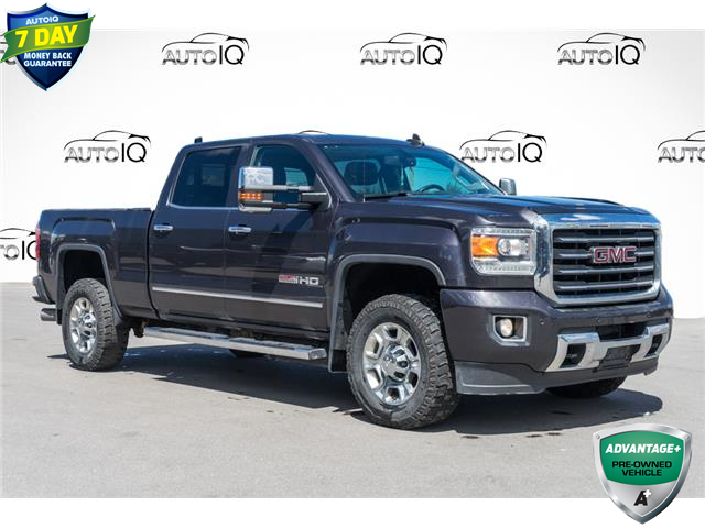 2015 GMC Sierra 3500HD SLT (Stk: 43848AUX) in Innisfil - Image 1 of 10