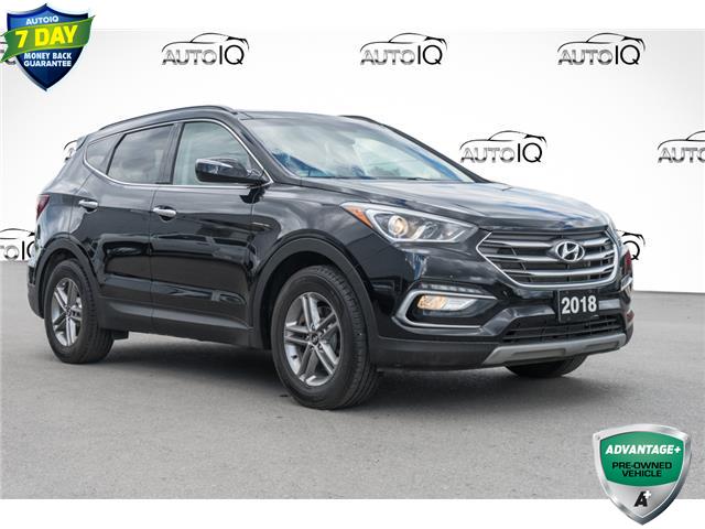 2018 Hyundai Santa Fe Sport 2.4 Base (Stk: 43007AU) in Innisfil - Image 1 of 27