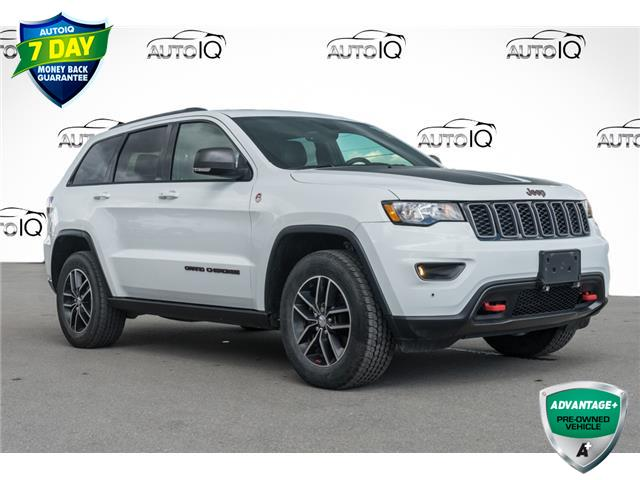 2017 Jeep Grand Cherokee Trailhawk (Stk: 42702AU) in Innisfil - Image 1 of 29