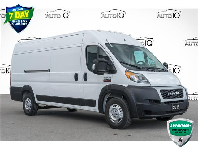 2019 RAM ProMaster 3500 High Roof (Stk: 10719UR) in Innisfil - Image 1 of 23