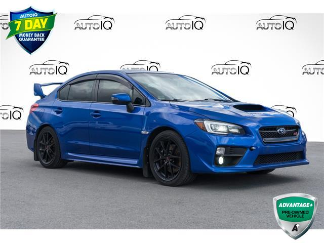 2015 Subaru WRX STI Sport-tech Package (Stk: 10678AUX) in Innisfil - Image 1 of 30
