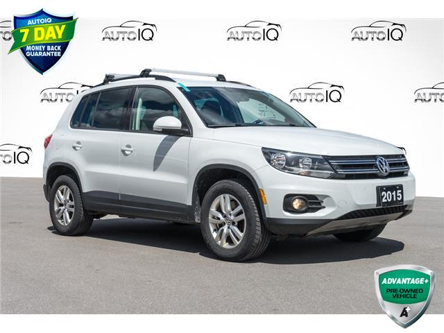 2015 Volkswagen Tiguan Special Edition (Stk: 42981AU) in Innisfil - Image 1 of 22