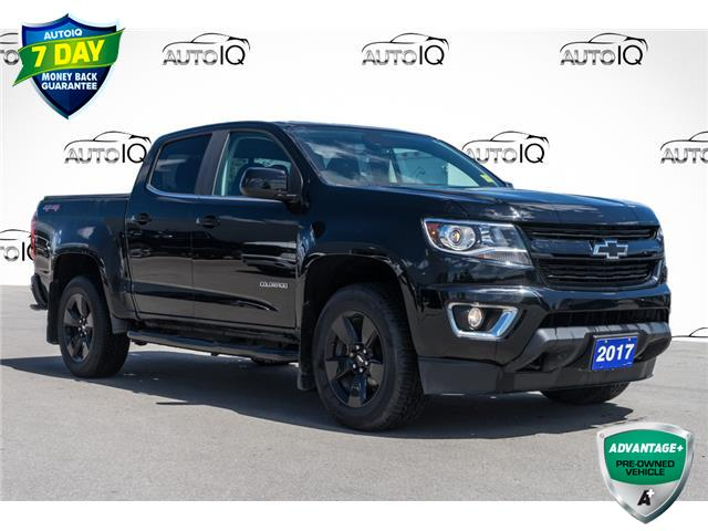 2017 Chevrolet Colorado LT (Stk: 43892AU) in Innisfil - Image 1 of 25