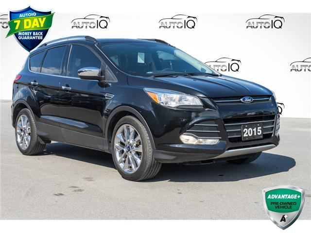 2015 Ford Escape SE (Stk: 43760AU) in Innisfil - Image 1 of 27