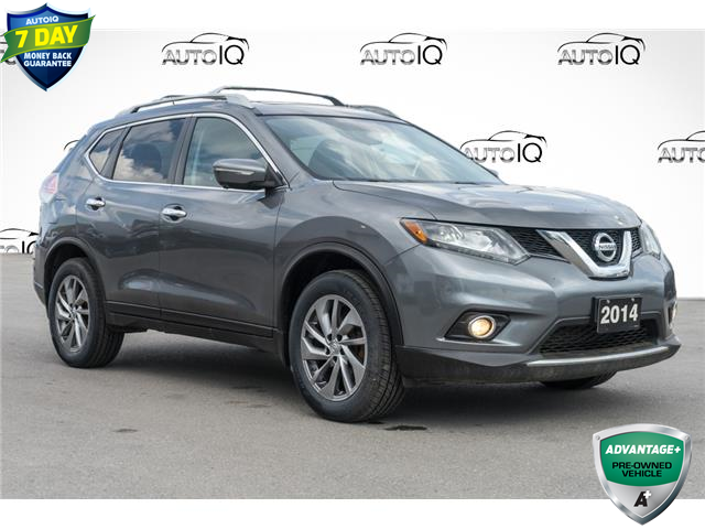 2014 Nissan Rogue S (Stk: 43377AUX) in Innisfil - Image 1 of 28