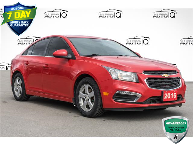 2016 Chevrolet Cruze Limited 2LT (Stk: 43779AUX) in Innisfil - Image 1 of 28