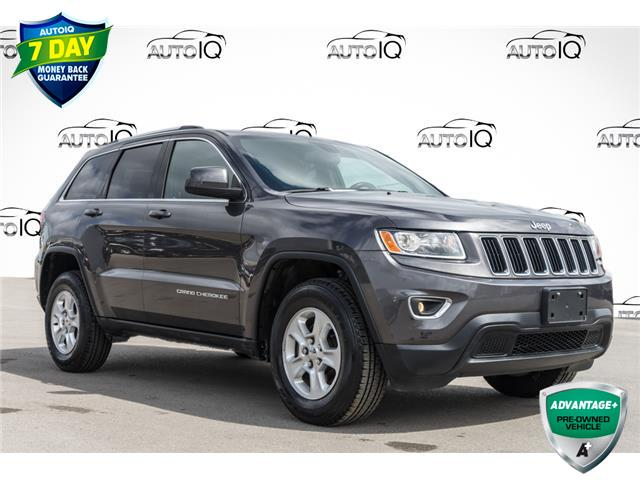 2016 Jeep Grand Cherokee Laredo (Stk: 10743UR) in Innisfil - Image 1 of 26