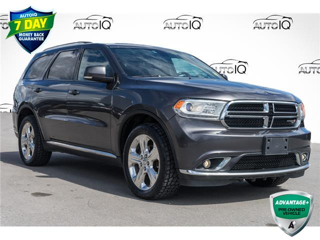 2015 Dodge Durango Limited (Stk: 43968AU) in Innisfil - Image 1 of 30