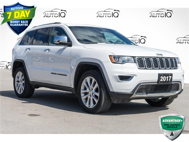 2017 Jeep Grand Cherokee Limited (Stk: 10728AU) in Innisfil - Image 1 of 30