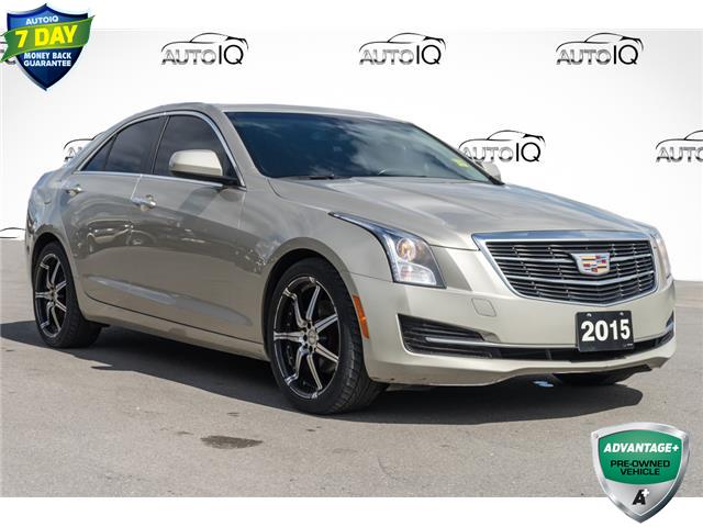 2015 Cadillac ATS 2.5L (Stk: 43490AUJ) in Innisfil - Image 1 of 28