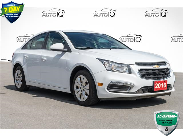 2016 Chevrolet Cruze Limited 1LT (Stk: 43567AU) in Innisfil - Image 1 of 27