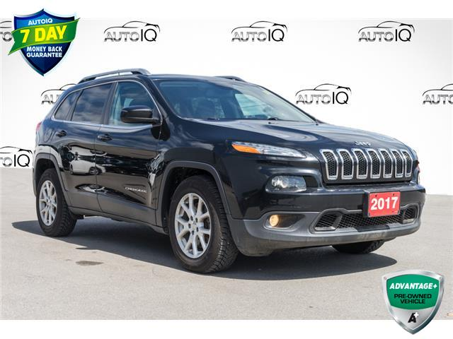 2017 Jeep Cherokee North (Stk: 43304AU) in Innisfil - Image 1 of 25