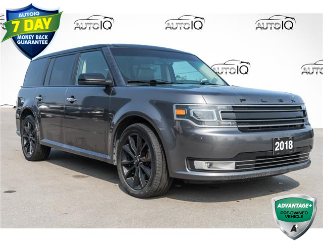 2018 Ford Flex Limited (Stk: 44049AU) in Innisfil - Image 1 of 29