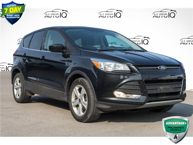 2015 Ford Escape SE Black