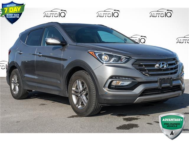 2017 Hyundai Santa Fe Sport 2.4 SE (Stk: 43782AU) in Innisfil - Image 1 of 29