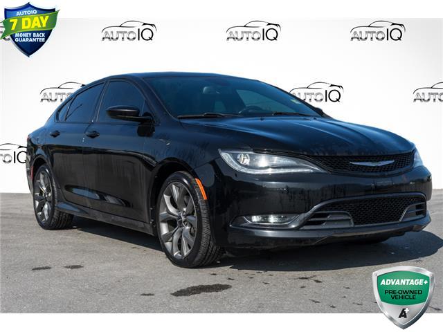 2015 Chrysler 200 S (Stk: 44079AUX) in Innisfil - Image 1 of 29