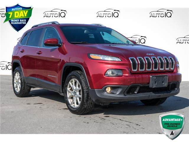 2014 Jeep Cherokee North (Stk: 43991AUX) in Innisfil - Image 1 of 26