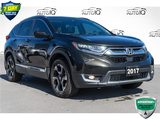 2017 Honda CR-V Touring (Stk: 44098AU) in Innisfil - Image 1 of 27