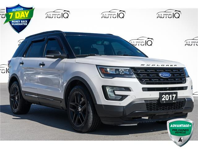 2017 Ford Explorer Sport (Stk: 44145AUX) in Innisfil - Image 1 of 30