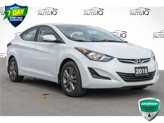 2016 Hyundai Elantra L (Stk: 10748U) in Innisfil - Image 1 of 25