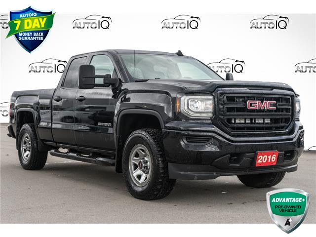 2016 GMC Sierra 1500 Base (Stk: 43899AUX) in Innisfil - Image 1 of 25