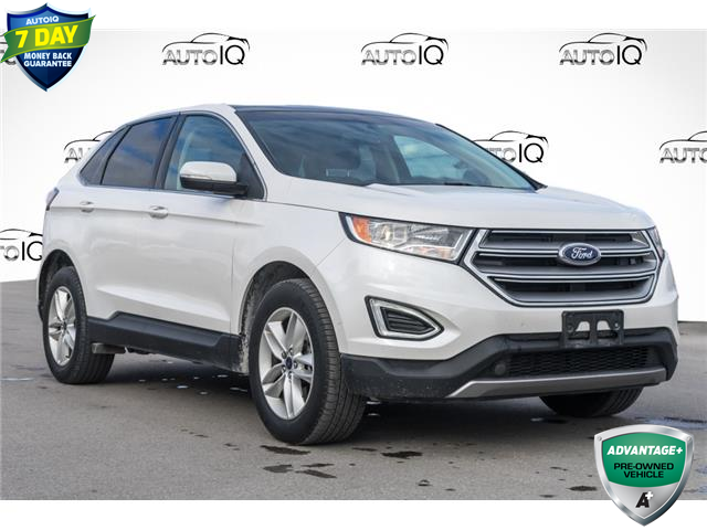 2016 Ford Edge SEL (Stk: 43929AU) in Innisfil - Image 1 of 28
