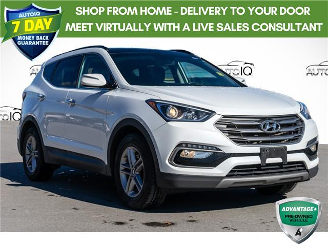 2017 Hyundai Santa Fe Sport 2.4 SE (Stk: 10752AU) in Innisfil - Image 1 of 28
