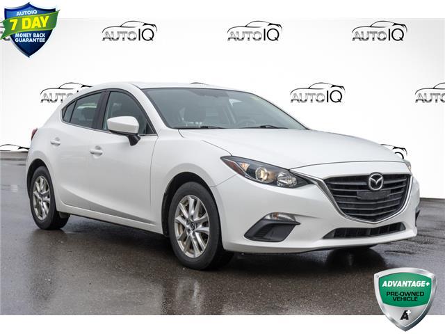 2016 Mazda Mazda3 Sport GS (Stk: 44226AU) in Innisfil - Image 1 of 27