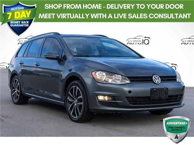 2016 Volkswagen Golf Sportwagon 1.8 TSI Highline (Stk: 44234AU) in Innisfil - Image 1 of 28