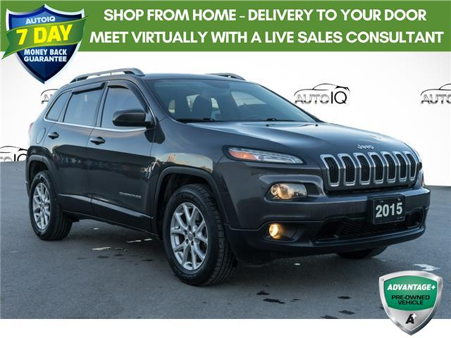 2015 Jeep Cherokee North (Stk: 44071AU) in Innisfil - Image 1 of 26