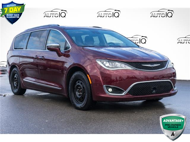 2018 Chrysler Pacifica Limited (Stk: 44299AU) in Innisfil - Image 1 of 29